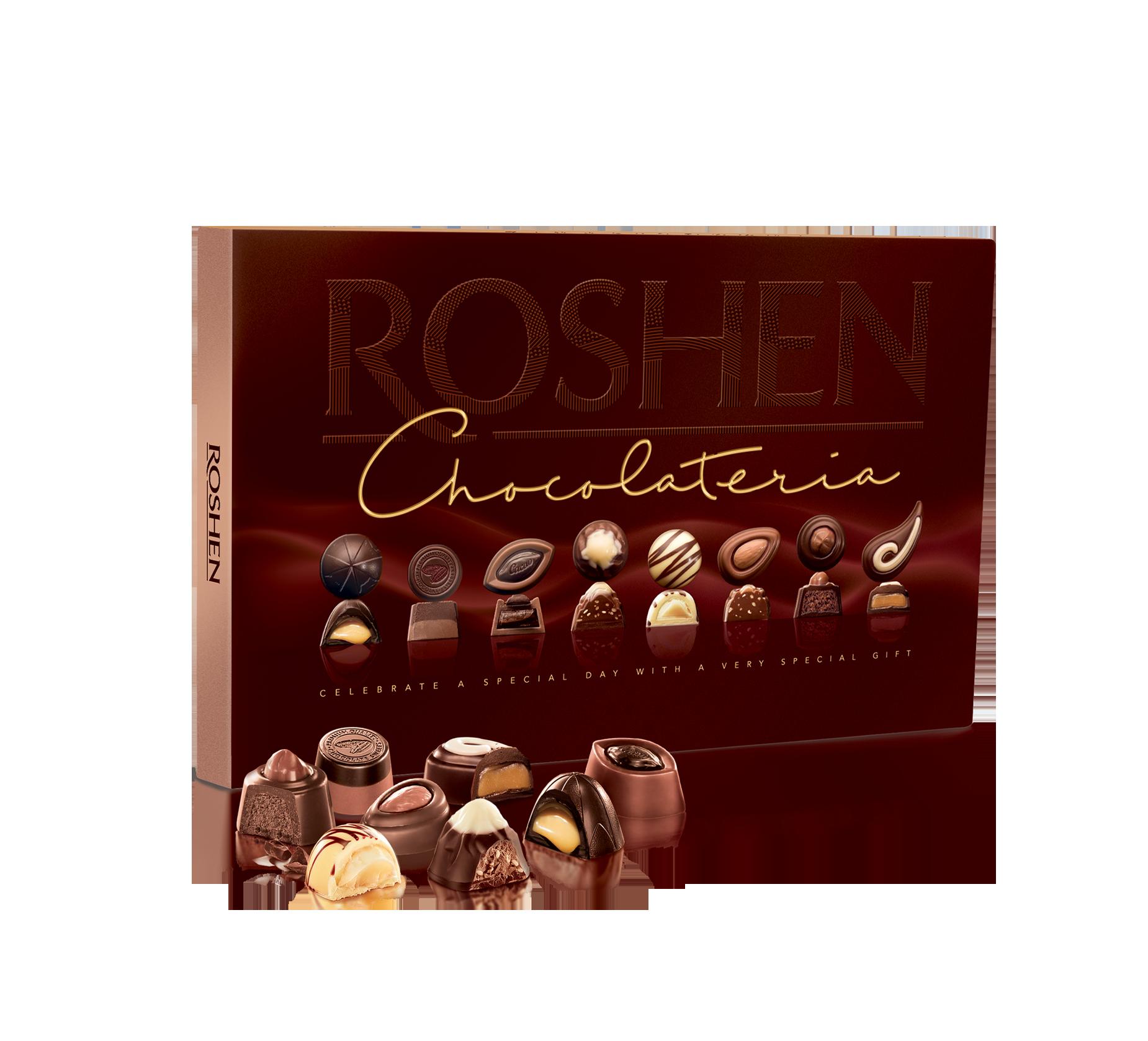 Цукерки Chocolateria  128 г