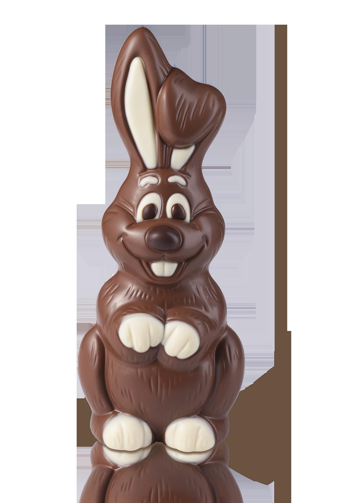 Шоколадна фігурка Великий Вухастик 300 г