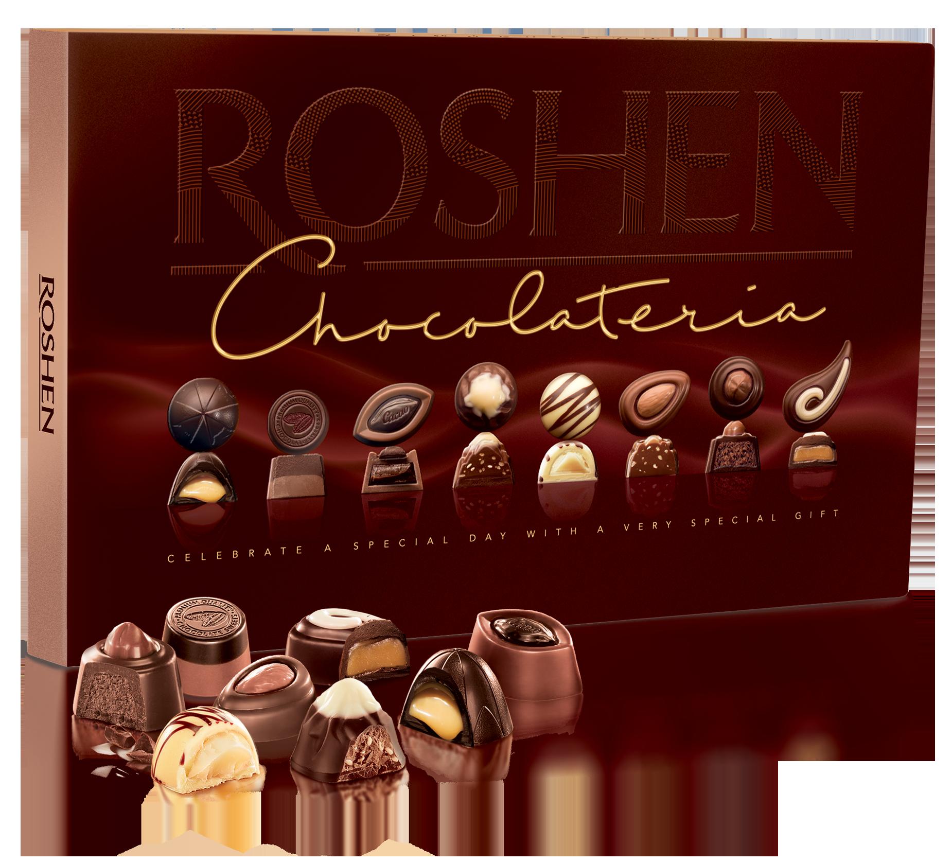 Цукерки Chocolateria  256 г