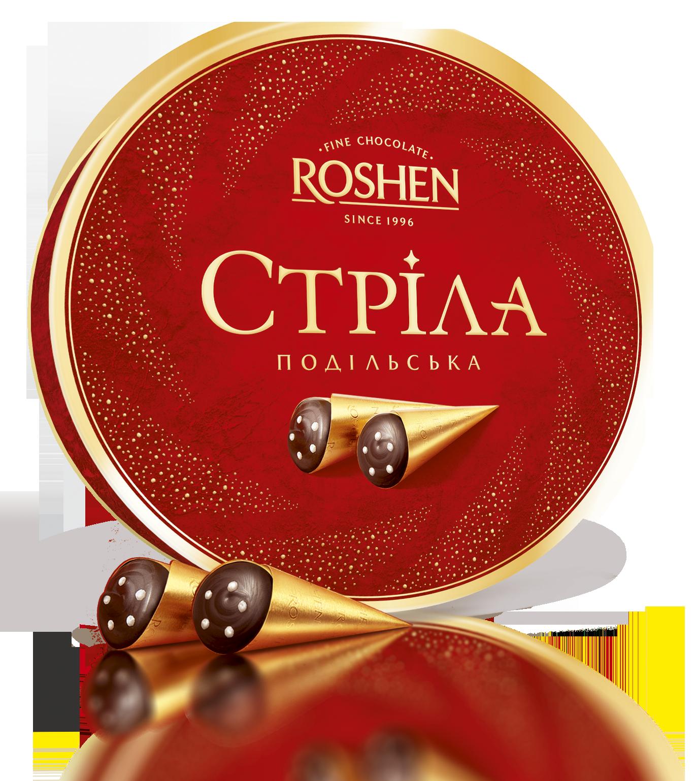 Цукерки Стріла Подільська 200 г