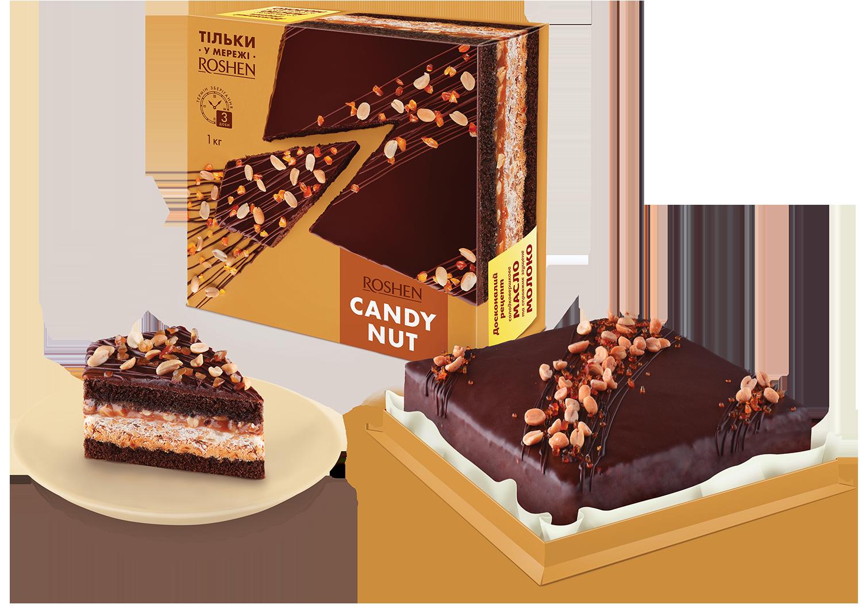 Торт Candy nut  1 кг