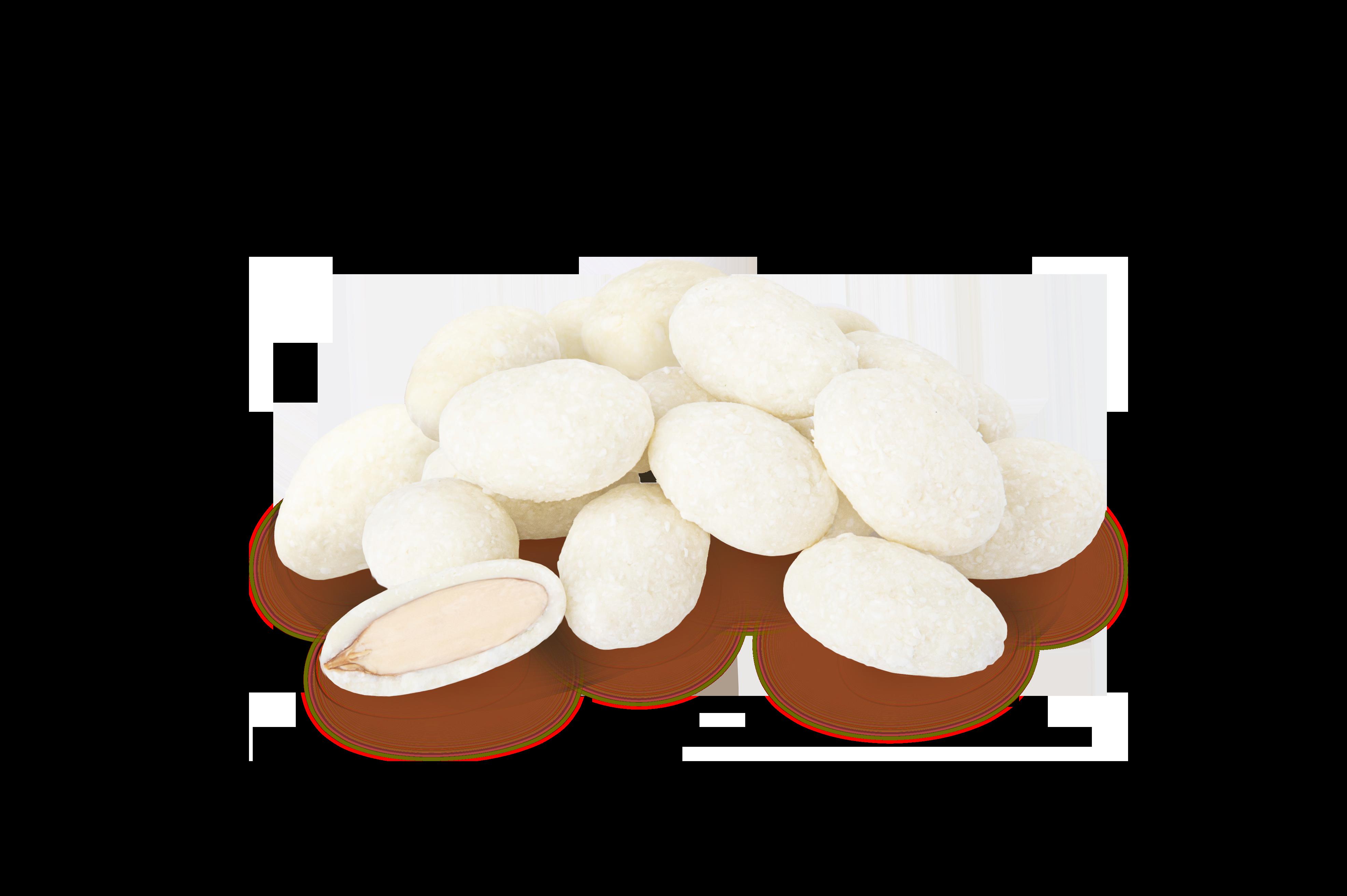 Драже мигдаль у білому шоколаді та кокосовій стружці 100 г
