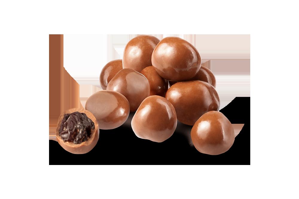 Драже родзинки в молочному шоколаді 100 г