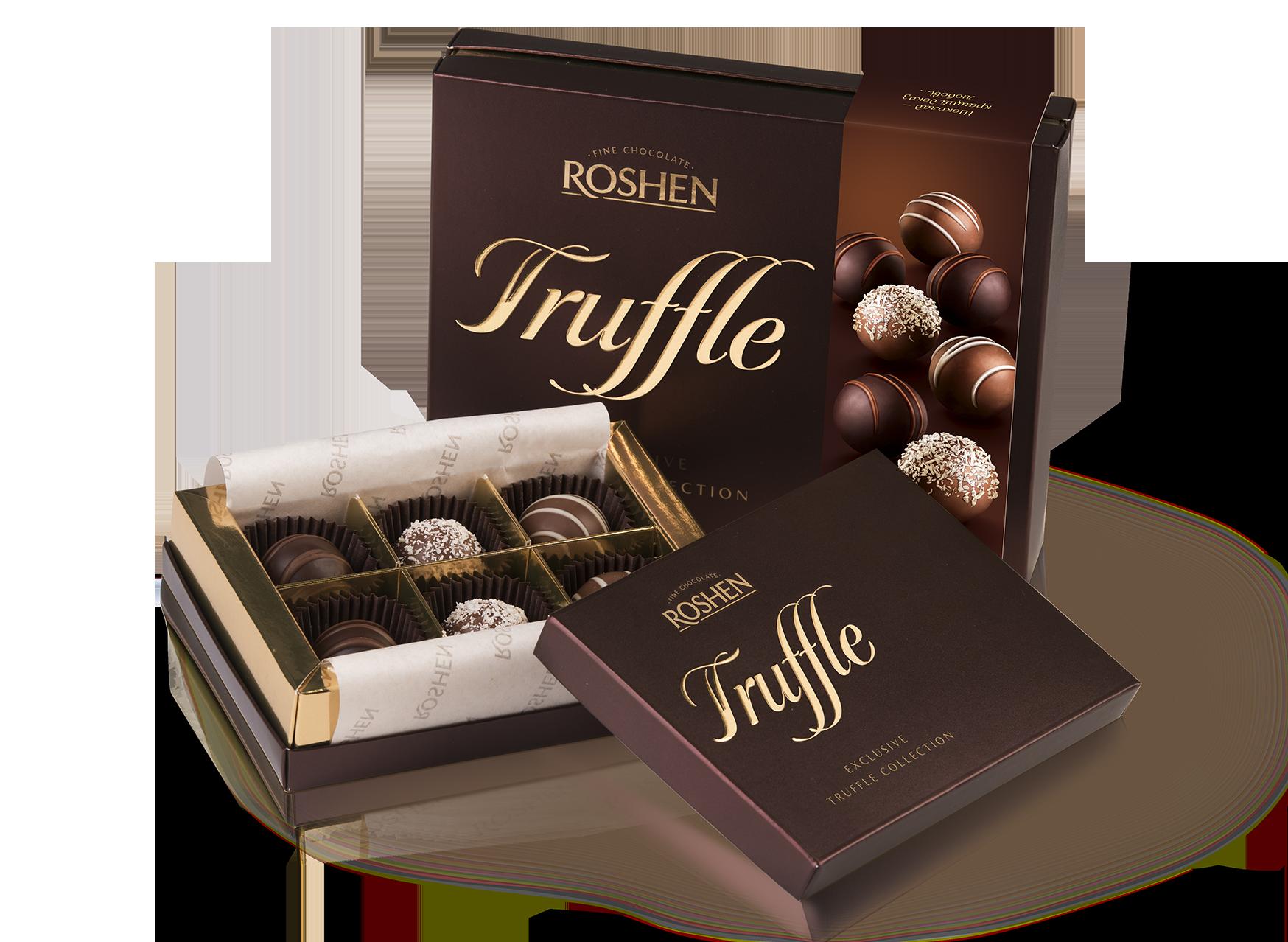 Набір шоколадних цукерок Truffle  170 г
