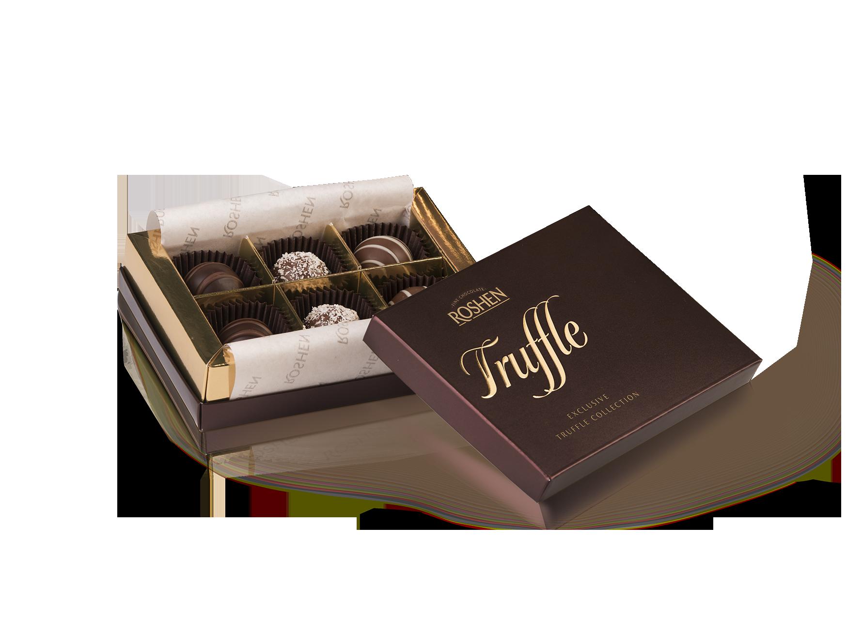 Набір шоколадних цукерок Truffle  85 г