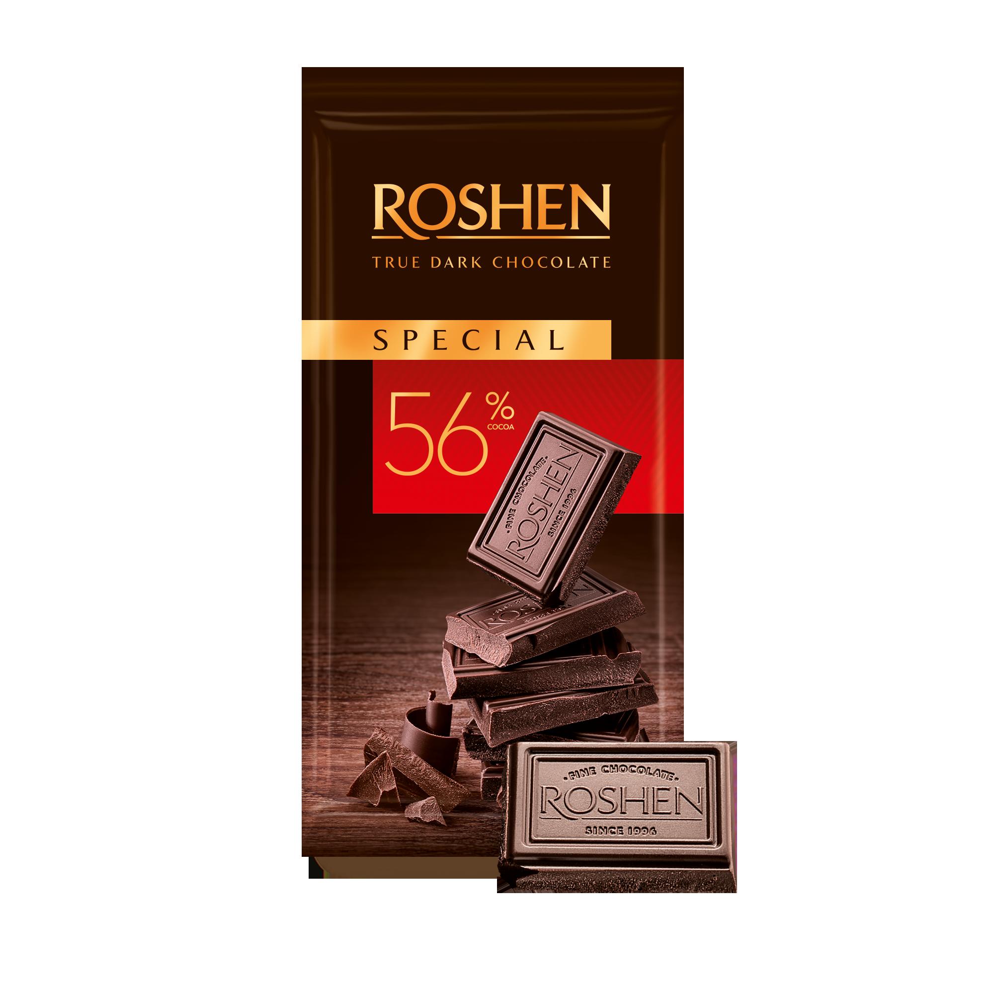 Шоколад Special  56%  85 г