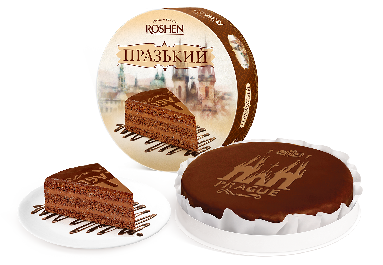 Торт Празький 850 г