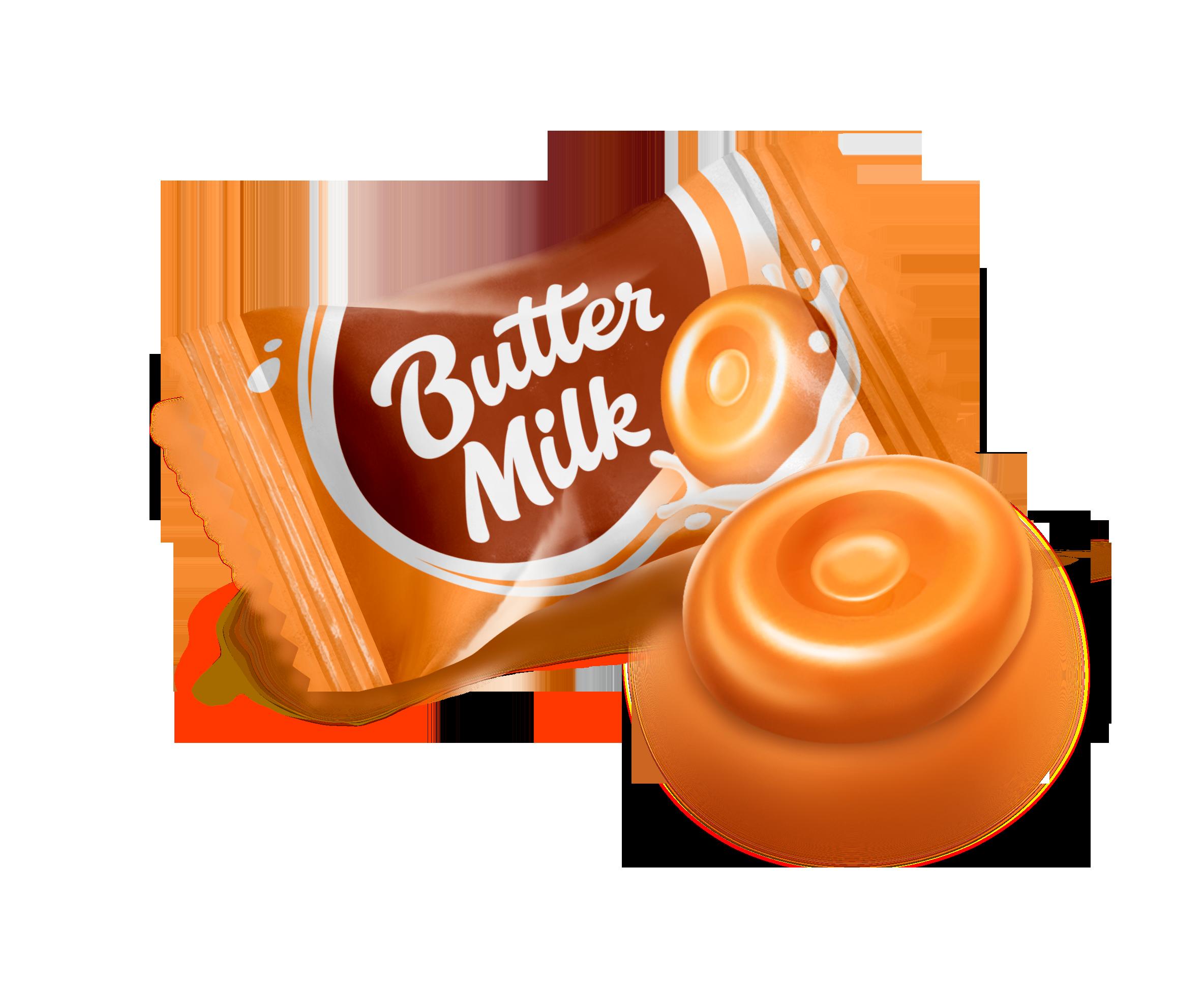 Карамель Butter-Milk 100 г