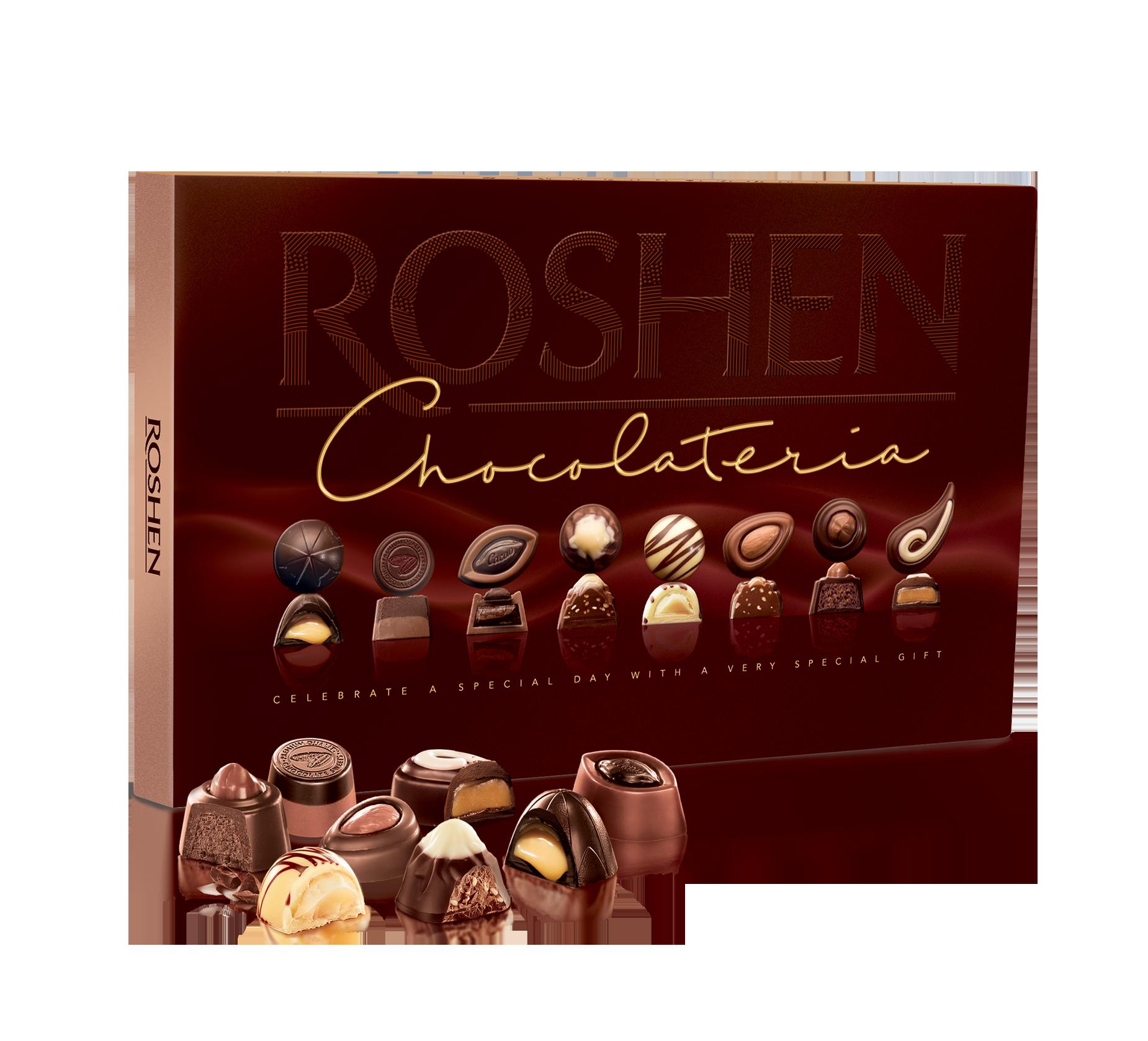 Цукерки Chocolateria 194 г