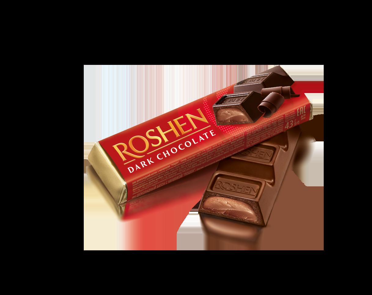 Батон помадно-шоколадний 43 г