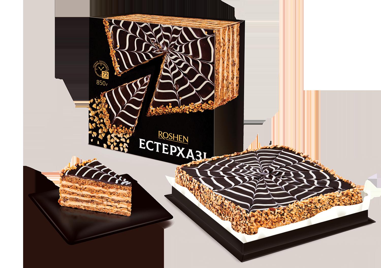 Торт Естерхазі 850 г