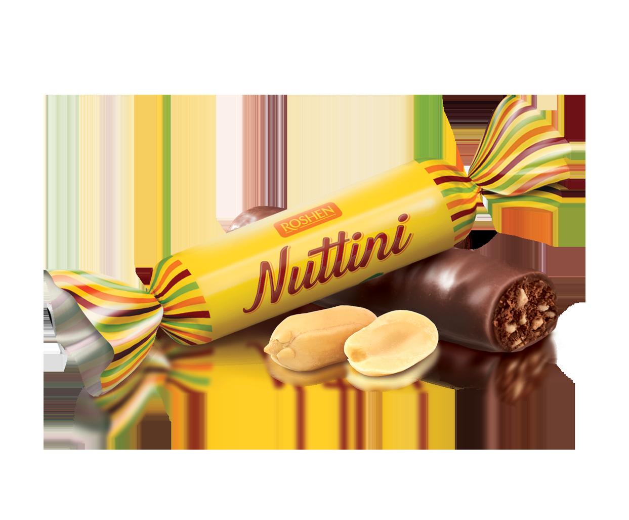 Цукерки Nuttini 100 г