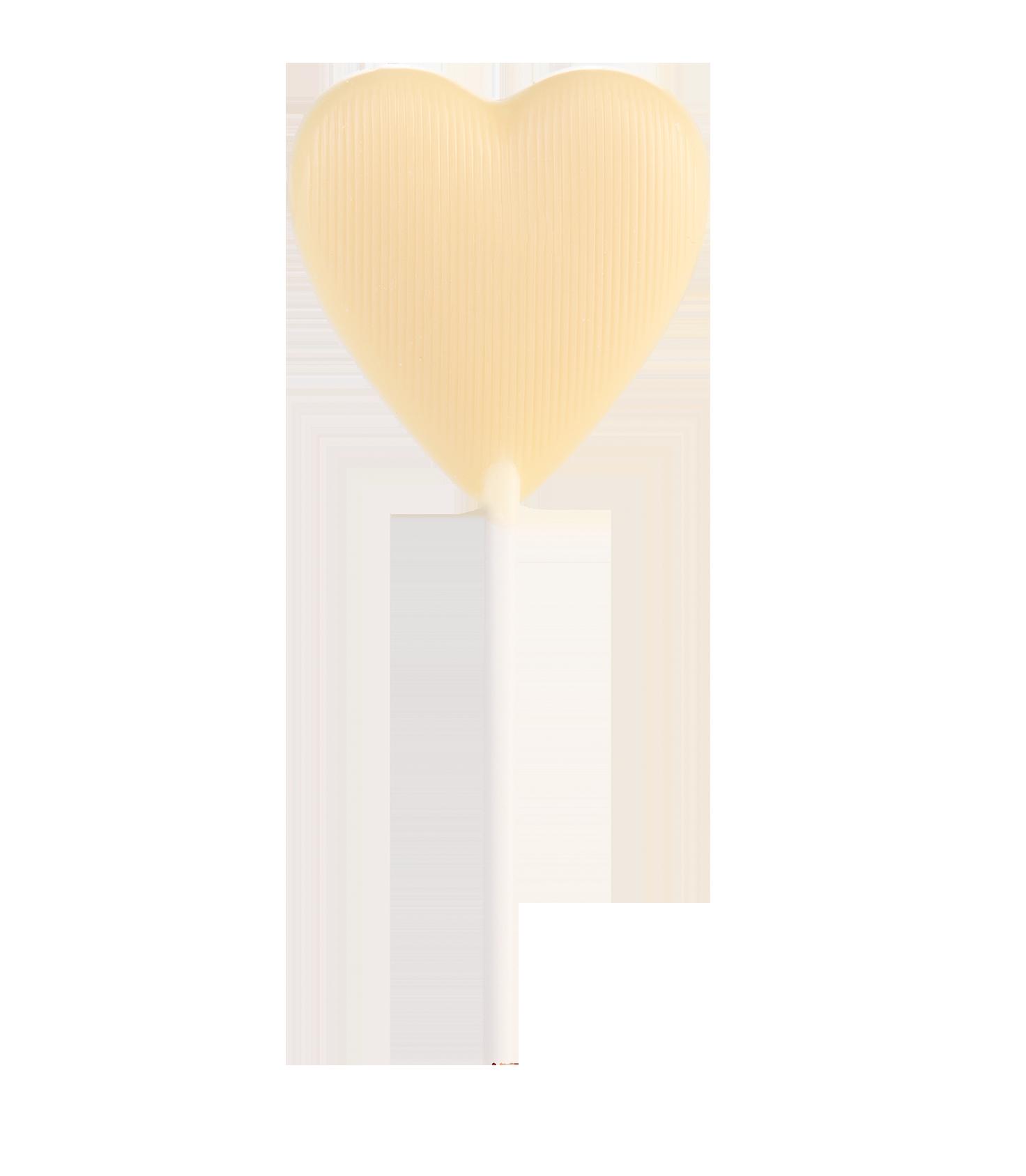 Шоколадна фігурка на паличці Серце  14 г