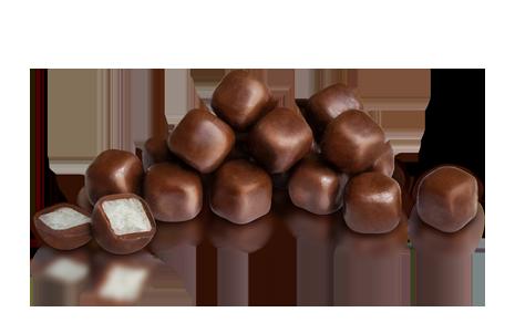 Драже кокос у молочному шоколаді 100 г