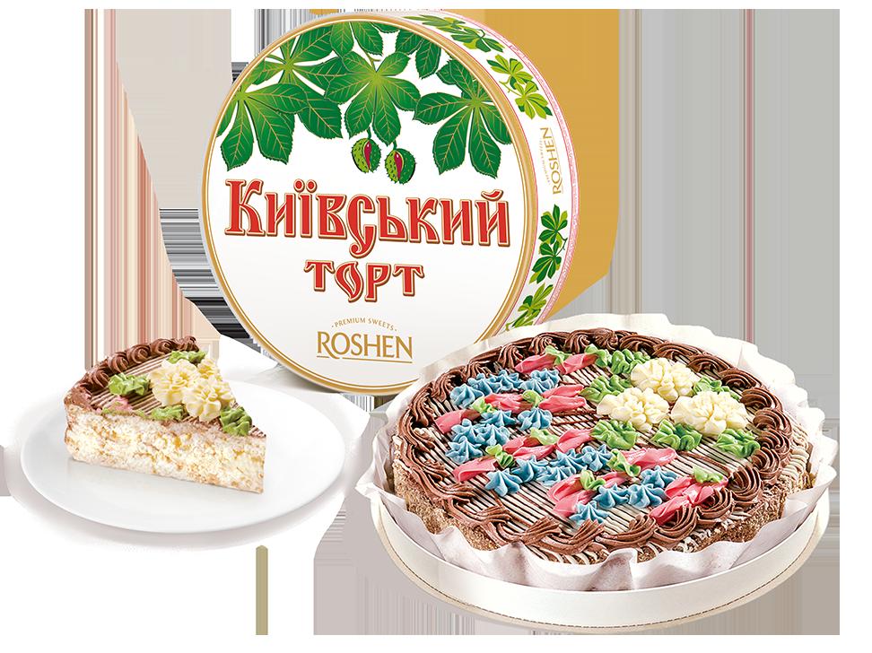 Торт Київський, 850г 850 г