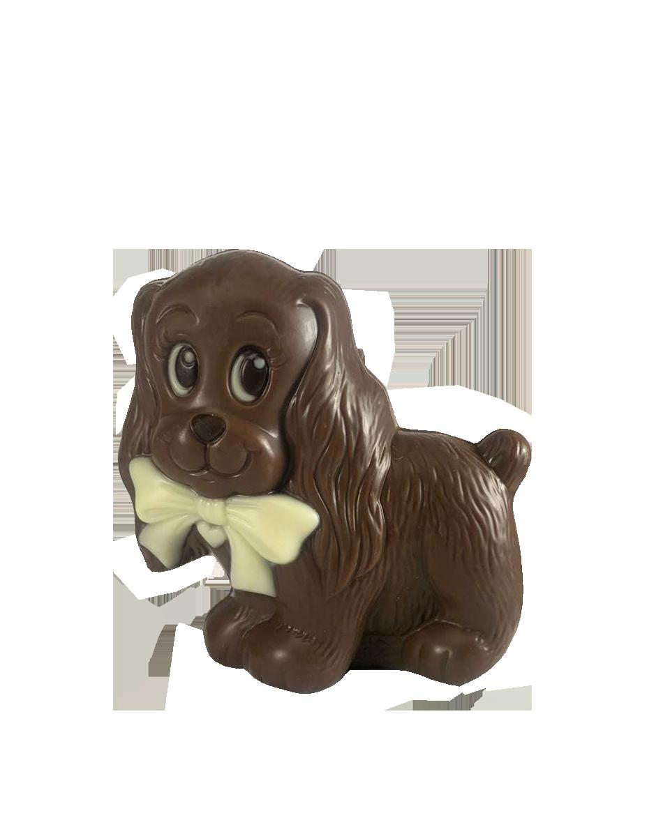 Шоколадна фігура Собачка 65 г