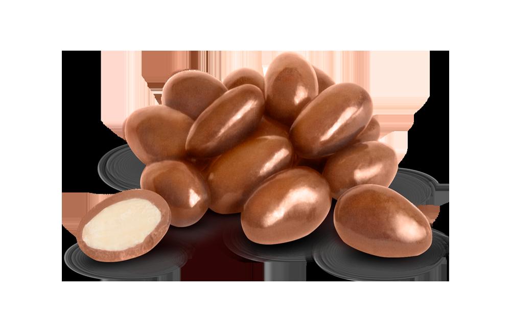 Драже мигдаль у молочному шоколаді 100 г