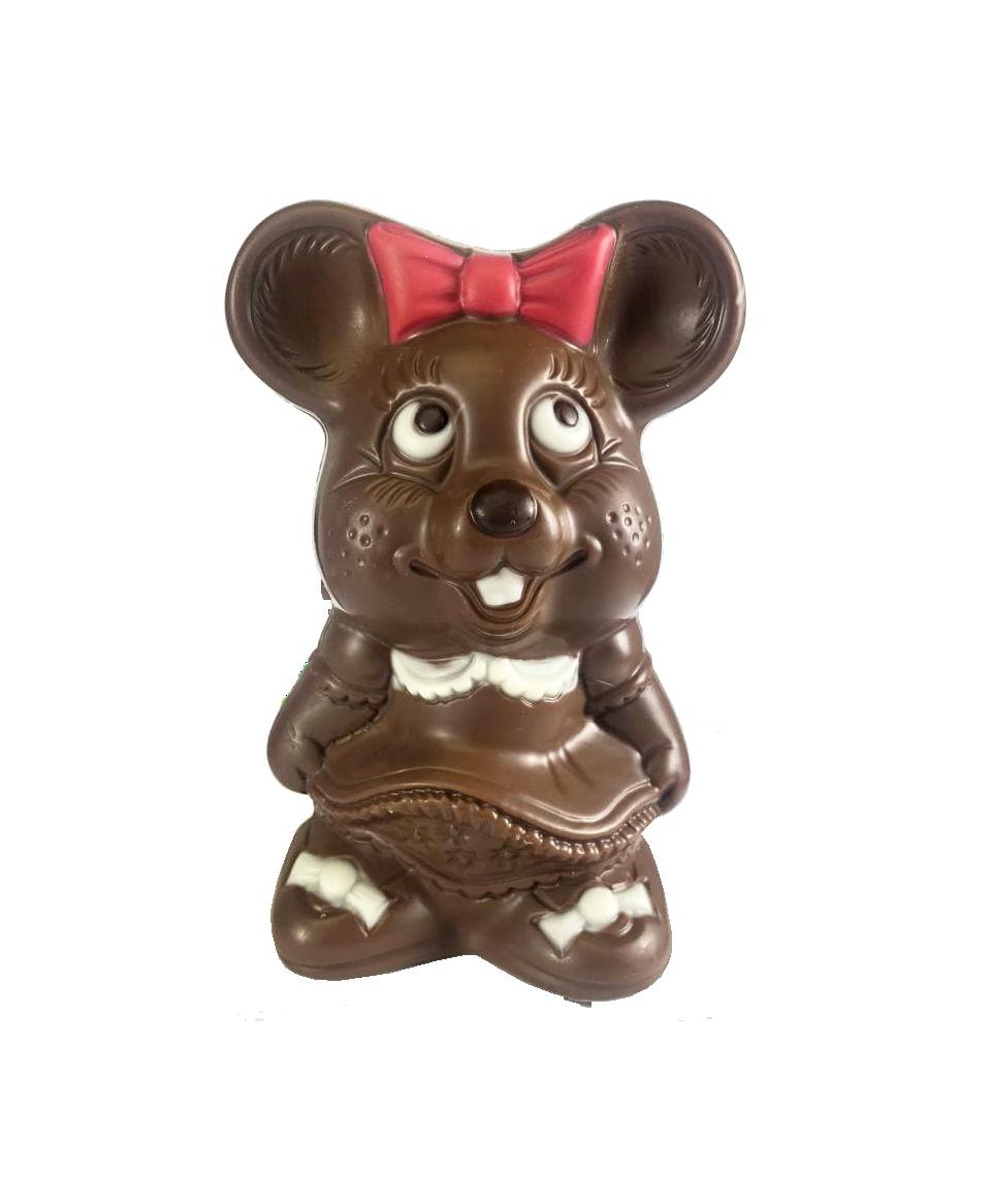 Шоколадна фігура Мишенятко 86 г